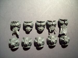 Space-Marine-Blood-Angel-Sanguinary-Guard-Body-bits-40K-Games-Workshop
