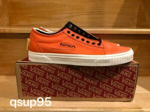 Details about NASA x Vans Old Skool Space Voyager Firecracker Red Orange VN0A38G1UPA Size 8 13