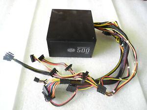Alimentatore per PC ATX Cooler Master MPX-5001-ACABW 500W 80plus Masterwatt Lite
