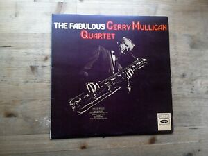 The-Fabulous-Gerry-Mulligan-Quartet-Very-Good-Vinyl-Record-VJD-504-1-Disc-1