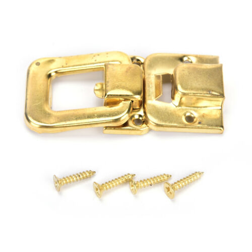 2pcs Fastener Toggle Lock Latch Catch For Suitcase Case Boxes Chests Trunk OJ