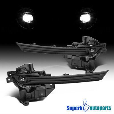 For 2017-2019 Mazda CX-5 CX5 LED DRL Fog Bumper Lights ...