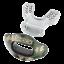 縮圖 5 - Interchange Lip Guard Mouthpiece + Printed Shield