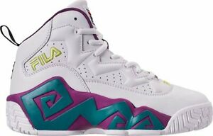 Details about Fila Men's MB Hightop Basketball Shoes