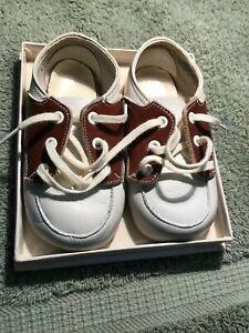 Vintage Baby Shoes Size 3 Original Box