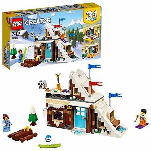 Lego Creator vacaciones de invierno (modular) 31080