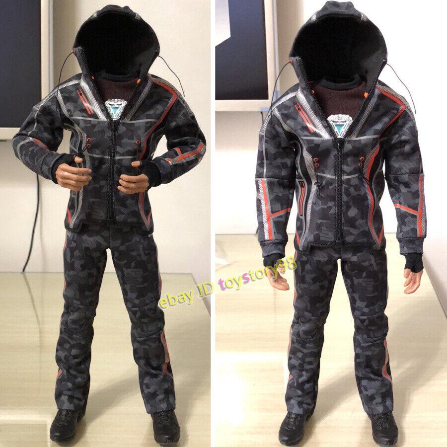 muchas concesiones súpermcJuguetes F-080 1 1 1 6 mk50 Los Vengadores Tony Nano el pedido previo de ropa traje de combate  hasta un 70% de descuento