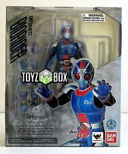 "In STOCK Bandai S.H. Figuarts Kamen Rider Black RX ""Biorider"" Action Figure"
