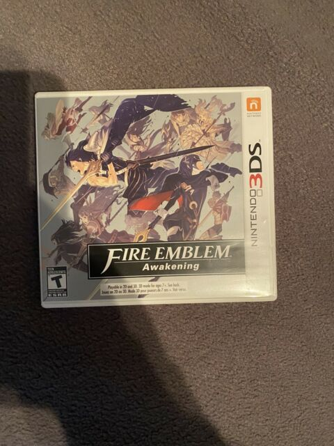 Fire Emblem: Awakening (3DS, 2013) Nintendo, Complete, with Tracking