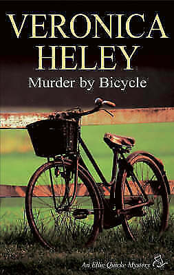 1 of 1 - Heley, Veronica, Murder by Bicycle (Ellie Quicke Mysteries),  Book