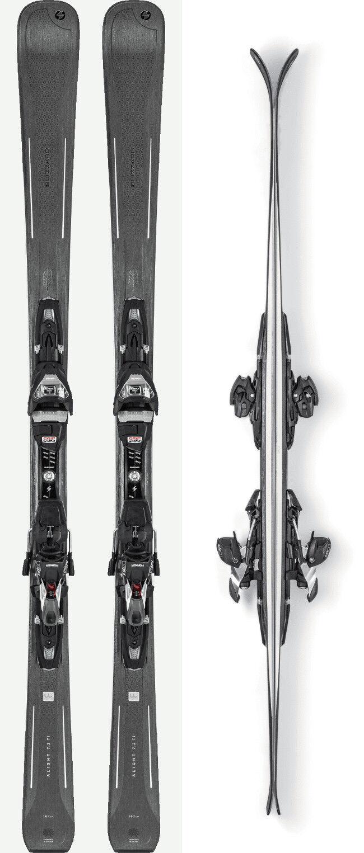 Blizzard Alight 7.2 Ti Ski Set Damenski ink. Bindung Marker TPX 12 SN J18