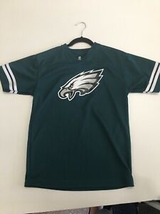 new style b2d94 282f9 Details about NFL Philadelphia Eagles Women's T-Shirt V neckline Team  Apparel Size L