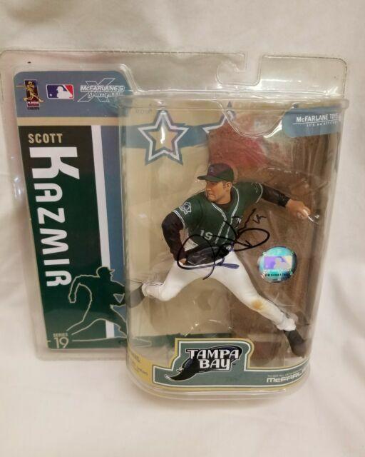 McFarlane Mlb Baseball Série 19 Scott Kazmir Tampa Bay Devil Rays Action Figure