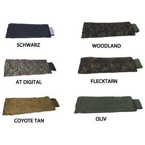 Army Momies Sac de couchage US woodland camouflage chasse pêche momie Randonnée