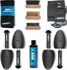 Reshoevn8r 2 Sneaker Laundry System Kit w/ Shoe Trees, Cleaner, Brush, Towel,Bag