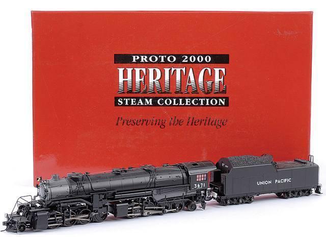 più ordine ProssoO 2000 MtuttiET MtuttiET MtuttiET 2-8-8-2 UNION PACIFIC - 23343  all'ingrosso a buon mercato