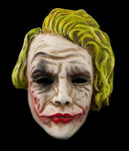 Maschera Di Joker Batman-Halloween-Horror-Carta Cartapesta Veneziano -1935-VG3C