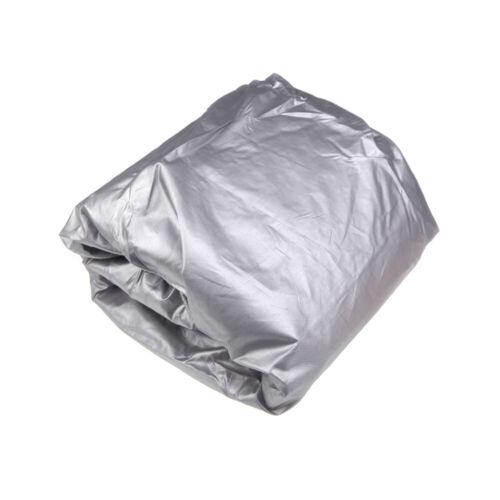 Vislone Full Car Cover Dacron UV Protection Rain Dust Protector For Sedan G1T8