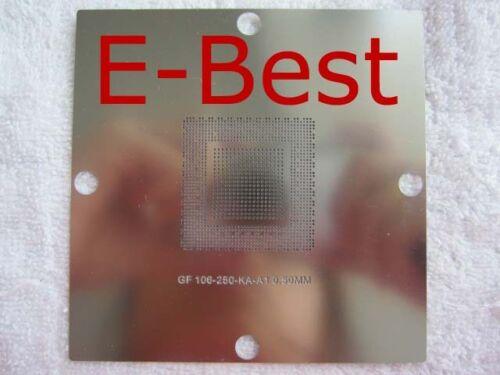 8*8 N14E-GE-B-A1 N12E-GE-B-A1 BGA Reball Stencil Template