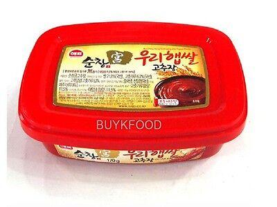 Red Hot Pepper Paste GOCHUJANG, 170g(6oz) X 1~4EA_Korean Food Recipe Chili Sauce
