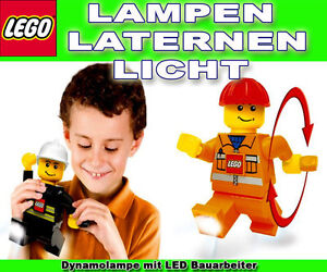 Lego-Dinamo-LED-Operaio-Torcia-Da-Tasca-Lampada-Luce-Lanterna-Pupazzo