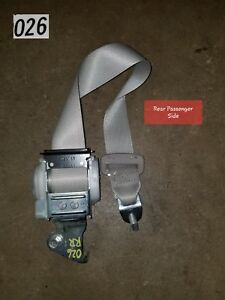 Details about HONDA CIVIC SEDAN REAR RIGHT SEAT BELT RETRACTOR OEM 2006-2011