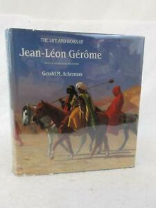 Ackerman-THE-LIFE-AND-WORK-OF-JEAN-LEON-GEROME-Catalogue-Raisonne-1986-Sotheby-039-s