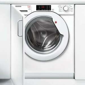 Hoover HBWD7514DA Built In 7Kg A Washer Dryer White New from AO