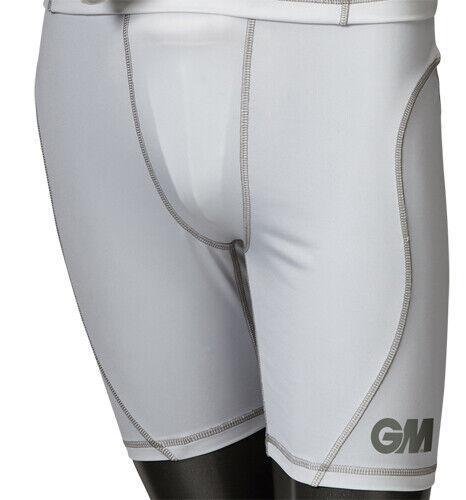 2019 Gunn & Moore Cricket Mens Teknik Base Layer Shorts - FREE P&P