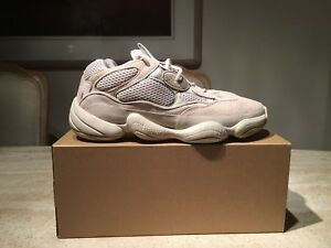 9b494d729e6 Image is loading Adidas-Yeezy-500-Blush-Desert-Rat-Size-11-