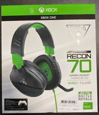 Artikelbild Turtle Beach Recon 70X Black/Green  PS4/XboxOne, Nintendo Switch und PC