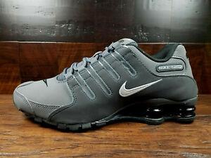 Details about Nike SHOX NZ EU (Dark Grey / Metallic Iron Ore) NSW  [378341-059] Mens 7.5-14