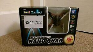 REVELL-Control-XS-Nano-Quad-Micro-Quadrocopter-Nero