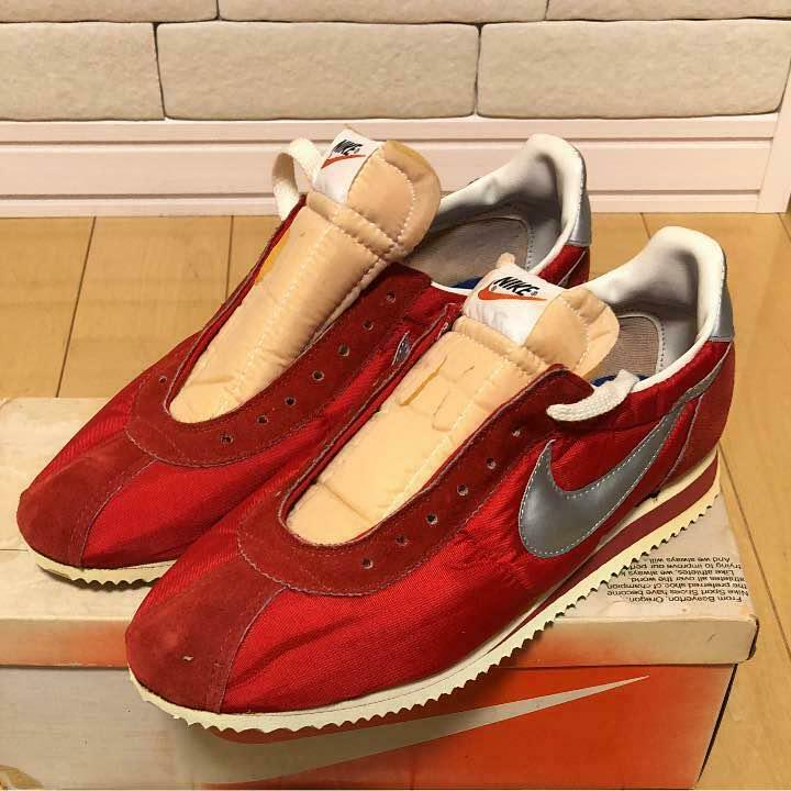 5c4c5c260 NIKE CORTEZ 2 Sneakers shoes US 9 size 27cm IN JAPAN 70s Men s MADE ...