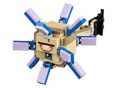 Lego Minecraft - Elder Wächter / Guardian - Figur Minifig Ozean Ocean 21136 BerüHmt FüR AusgewäHlte Materialien, Neuartige Designs, Herrliche Farben Und Exquisite Verarbeitung