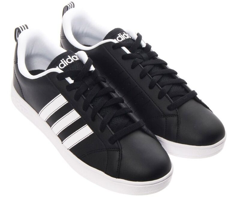 NEW ADIDAS NEO F99254  BLACK TRAINER CAUAL