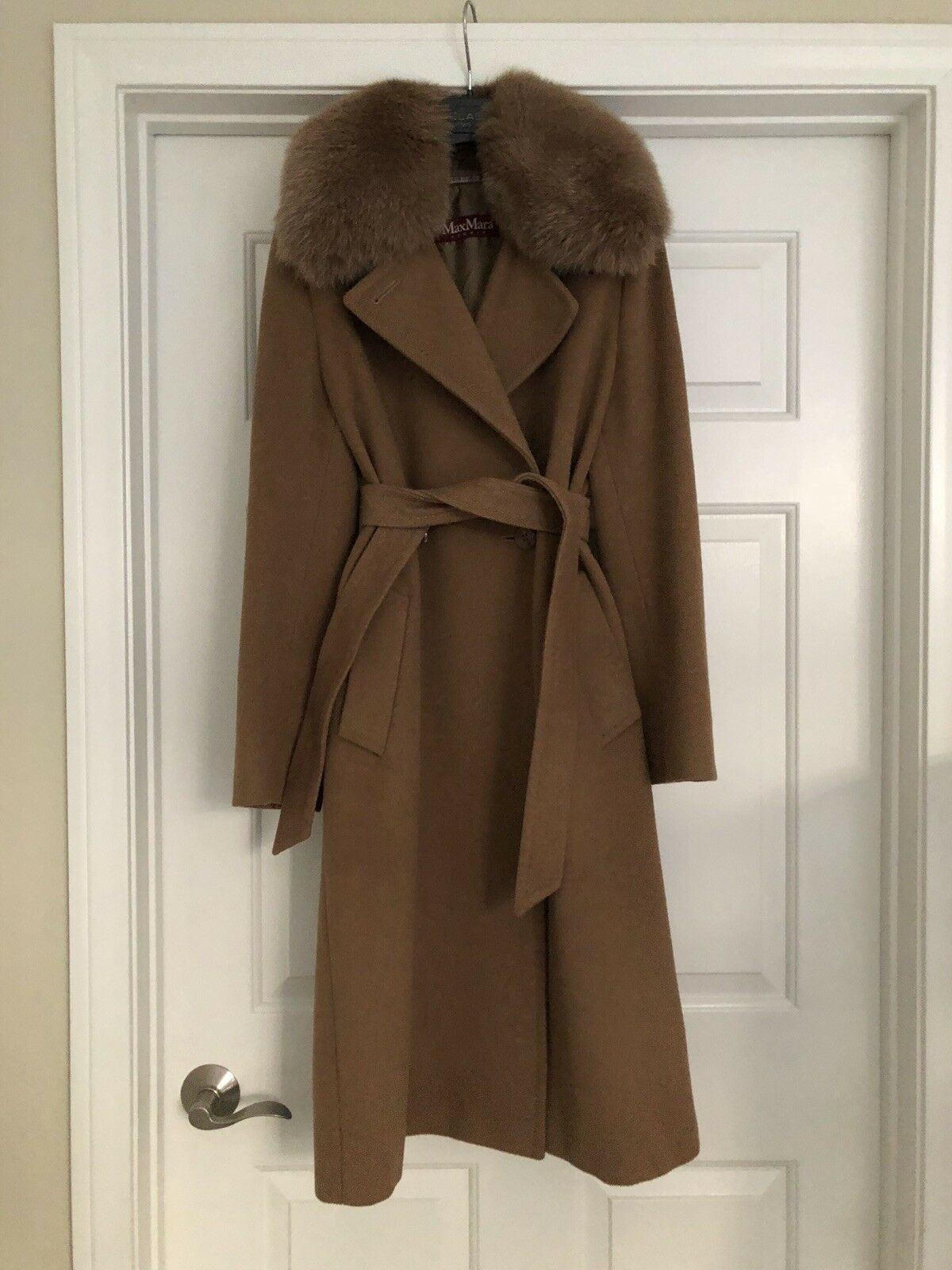 Max Mara Studio Coat, Size 8