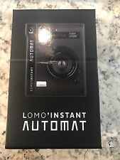 Lomography Lomo'Instant Automat Camera - Playa Jardin - Black