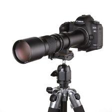 500mm F/8 Super Telephoto Lens for Nikon D810 D7100 D7000 D750 D5600 D800 Camera