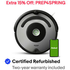 iRobot Roomba 677 Vacuum Cleaning Robot - Manufacturer Certified Refurbished!