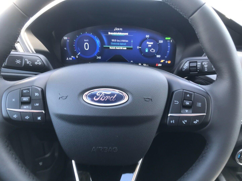 Ford Kuga 2,5 PHEV Titanium CVT - billede 8