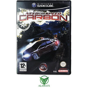 Need For Speed Carbon Gamecube Wii Compatible Pal Racing Ebay