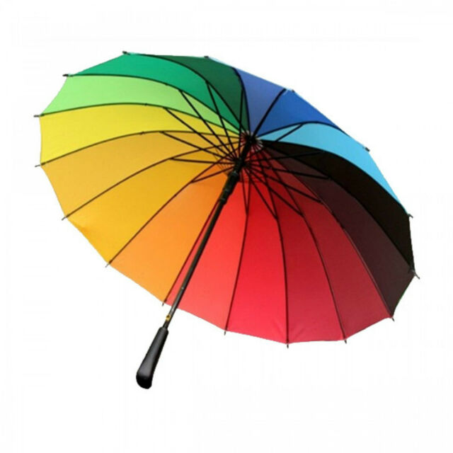3 PIECE UMBRELLA LARGE SIZE TO ACCOMMODATE TWO PEOPLE , ESCORTING UMBRELLA ,