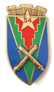 54-Regiment-d-Artillerie-bleu-clair-dos-grenu-dore