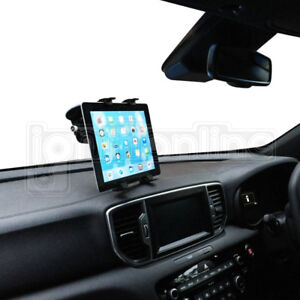 "Universal Car Windscreen Suction Mount Holder For IPad 1 2 3 4 Air 7 -11"" Tablet"