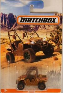 Matchbox Camouflage Series Yamaha Rhino 2017 Non 5 Pack Issue New