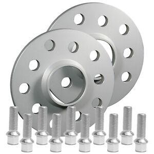 SilverLine-Spurverbreiterung-10mm-mit-Schrauben-silber-VW-Golf-IV-Bora-97-06