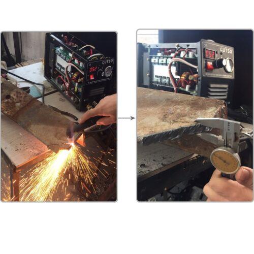 fast shipping Air Inverter Plasma Cutting Machine CUT50 Dual Voltage 110//220V