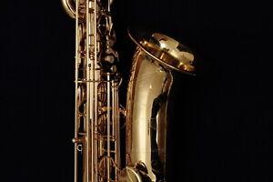 Yanagisawa B-WO10 (BWO10) Baritone Saxophone (Replaces B-991)