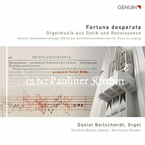 BEILSCHMIDT/MOTHES/HELLER-FORTUNA DESPERATA CD NEUF